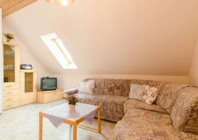 Ferienwohnung Thiem Annerl Wohnzimmer Hier können Sie sich wunderbar entspannen