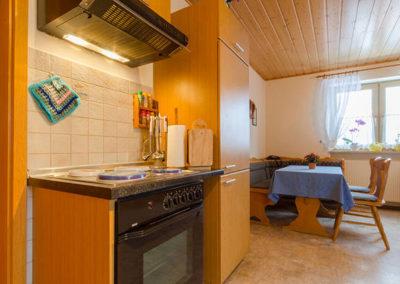 Ferienwohnung Thiem Berti Küche Für kulinarische Abenteuer