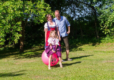 Ferienwohnung Thiem Familie Familienglück