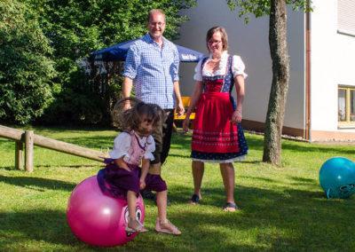 Ferienwohnung Thiem Familie Am Spielplatz