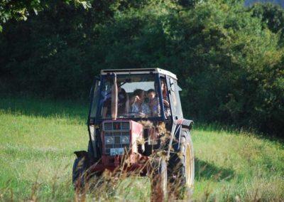Ferienwohnung-Thiem-Traktor